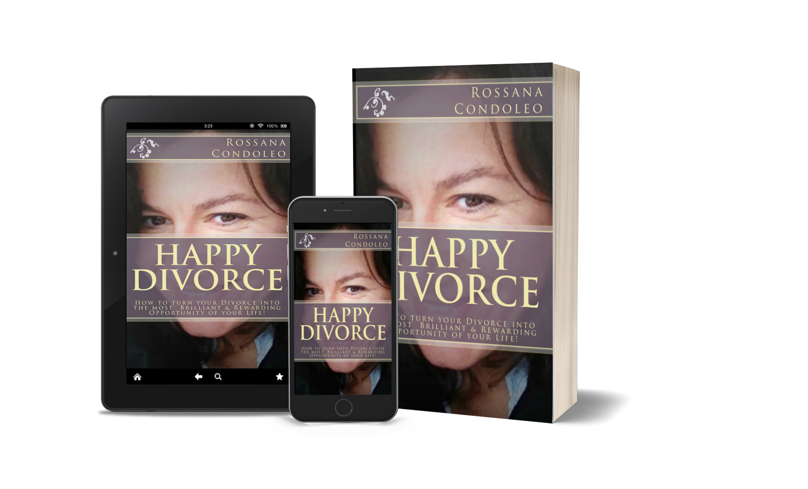 Happy Divorce, by Rossana Condoleo